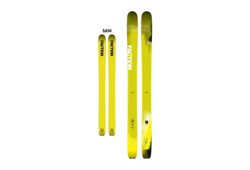 Faction Dictator 4.0 17/18 Skis - multi-color, 186cm