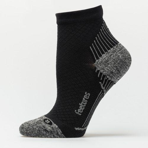 Feetures PF Relief Cushion Quarter Socks: Feetures Socks