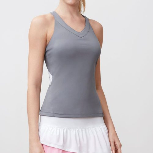 Fila Simply Smashing Tank: Fila Women's Tennis Apparel