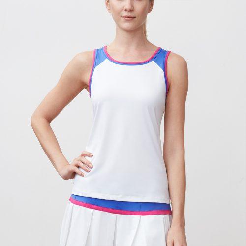Fila Sweetspot Full Coverage Tank: Fila Women's Tennis Apparel