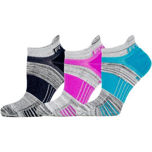 Fitsok Q5 No-Show Socks 3 Pack: Fitsok Socks