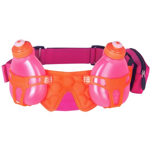FuelBelt Helium H2O 2-Bottle Belt: Fuel Belt Hydration Belts & Water Bottles