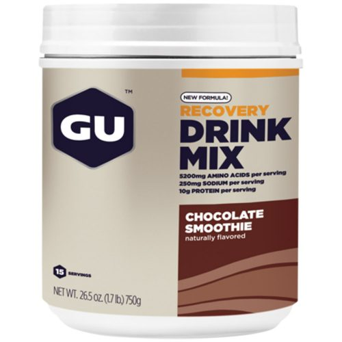 GU Recovery Drink Mix Canister: GU Nutrition