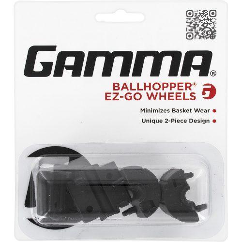 Gamma Ball Hopper Basket Wheels: Gamma Ball Hoppers