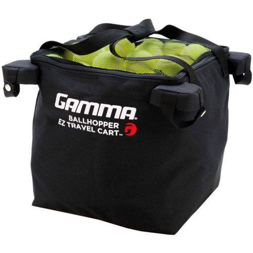 Gamma Ballhopper EZ Travel Cart Pro Bag: Gamma Teaching Carts