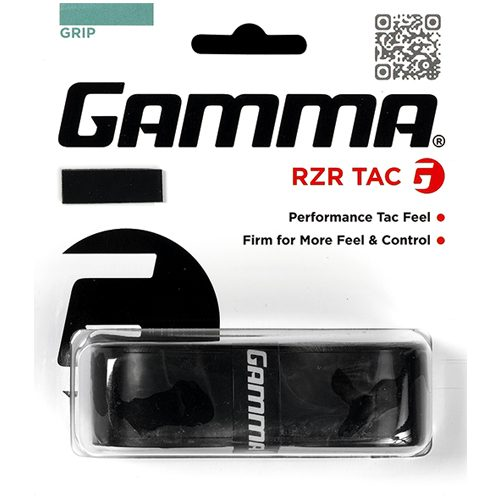 Gamma RZR Tac Replacement Grip: Gamma Tennis Replacet Grips