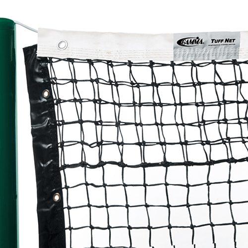 Gamma Tuff Vinyl Net: Gamma Tennis Nets & Accessories