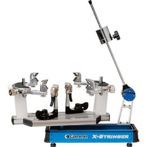Gamma X-6FC Stringing Machine: Gamma String Machines