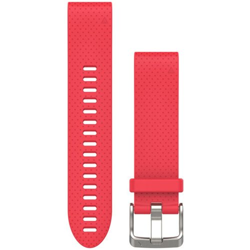 Garmin fenix 5s 20mm QuickFit Silicone Band: Garmin HRM, GPS, Sport Watch Accessories