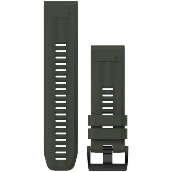 Garmin fenix 5x 26mm QuickFit Silicone Band: Garmin HRM, GPS, Sport Watch Accessories