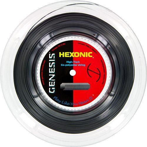 Genesis Hexonic 18 660' Reel: Genesis Tennis String Reels