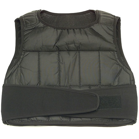 GoFit Unisex Adjustable Weighted Vest - 1 ea.