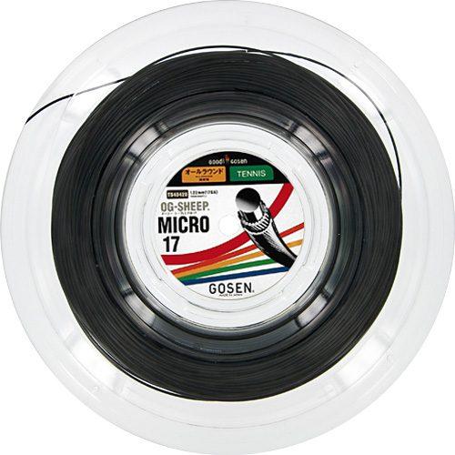 Gosen OG-Sheep Micro 17 660' Reel: GOSEN Tennis String Reels