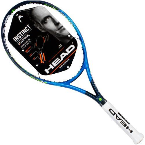 "HEAD Graphene Touch Instinct Adaptive 27.4"" with Kit: HEAD Tennis Racquets"
