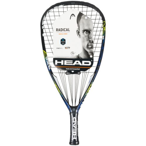 HEAD Graphene Touch Radical 180: HEAD Racquetball Racquets