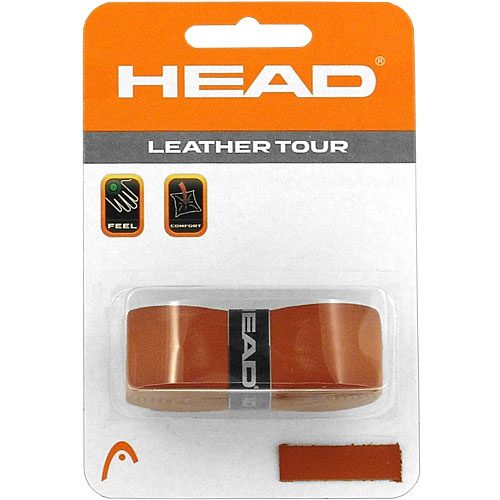 HEAD Leather Tour Replacement Grip: HEAD Tennis Replacet Grips