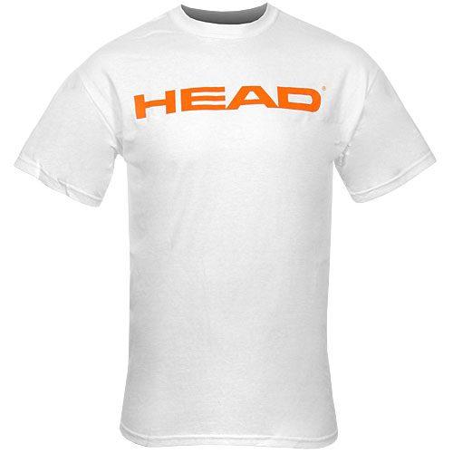 HEAD Logo Tee: HEAD Men's Tennis Apparel