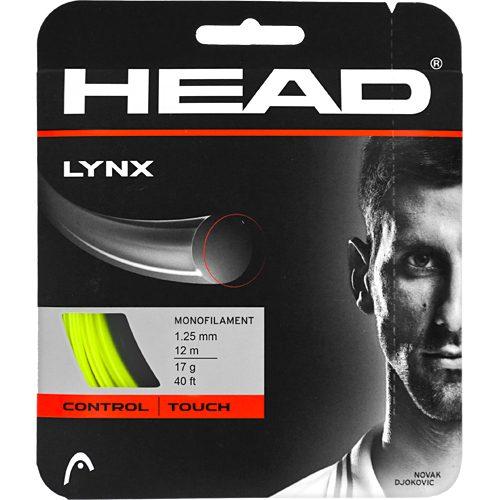 HEAD Lynx 17 1.25: HEAD Tennis String Packages