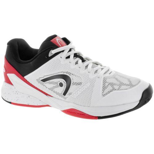 HEAD Revolt Pro 2.5: HEAD Men's Tennis Shoes White/Red