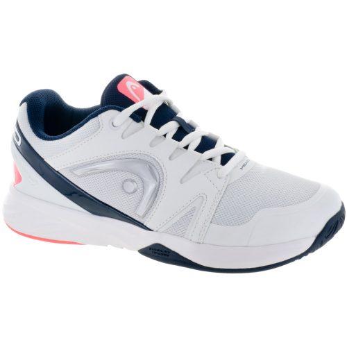 HEAD Sprint Team 2.0: HEAD Women's Tennis Shoes White/Coral