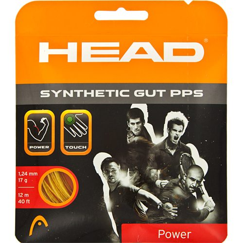 HEAD Synthetic Gut PPS 17: HEAD Tennis String Packages