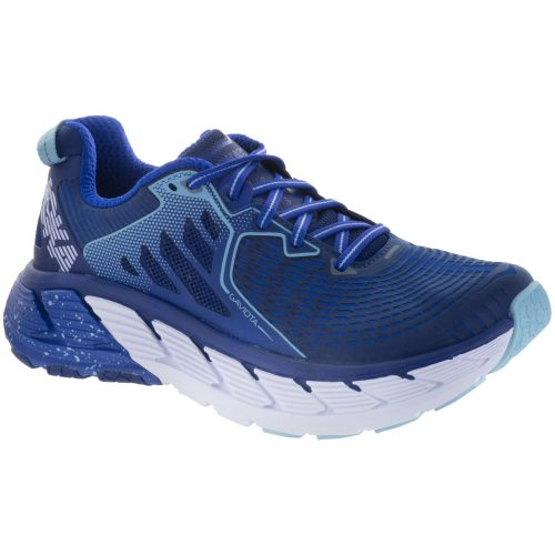 Hoka One One Gaviota: Hoka One One Women's Running Shoes Blueprint/Surf the Web