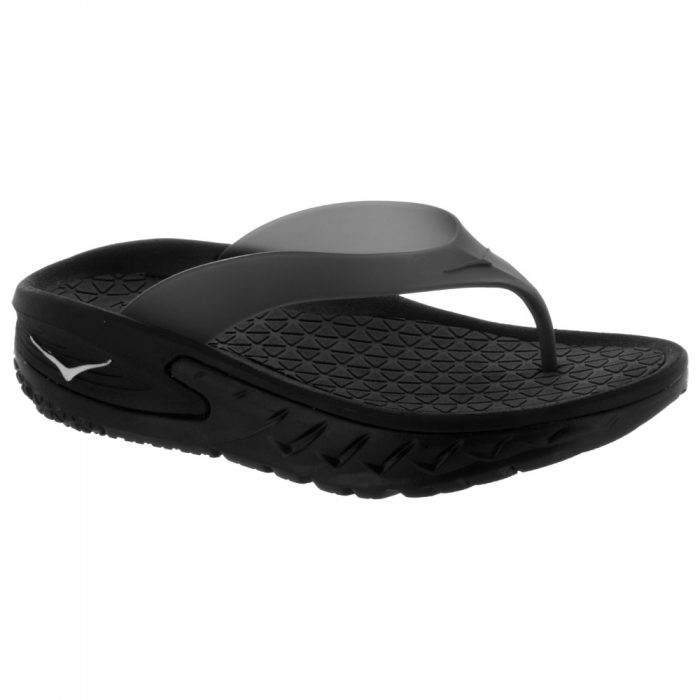 Hoka One One Ora Recovery Flip: Hoka One One Women's Sandals & Slides Black