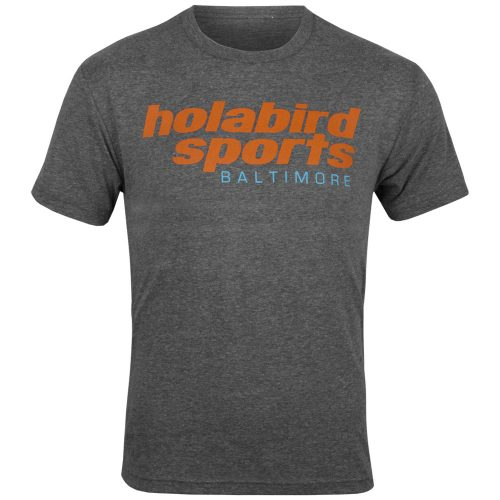 Holabird Sports Baltimore Tri-Blend T-Shirts: Holabird Sports Men's Athletic Apparel