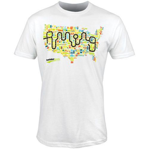 Holabird Sports USA Running T-Shirt: Holabird Sports Running Apparel