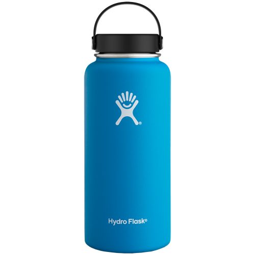 Hydro Flask 32oz Wide Mouth with Flex Cap: Hydro Flask Hydration Belts & Water Bottles