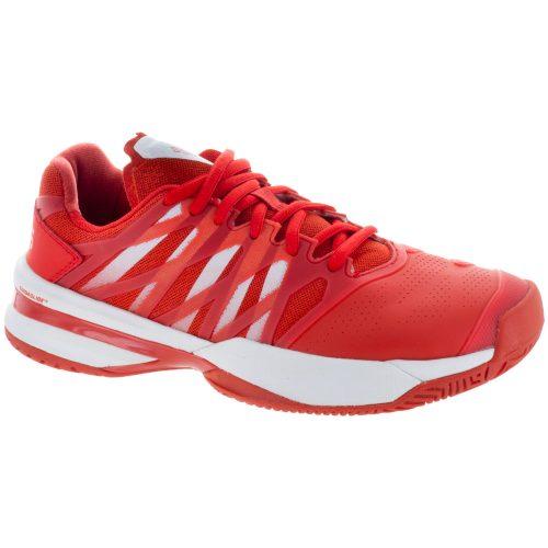 K-Swiss Ultrashot: K-Swiss Women's Tennis Shoes Fiesta/White