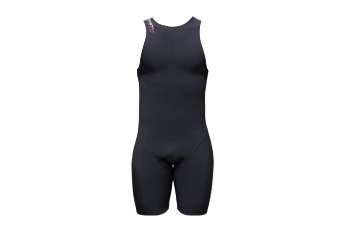 Kinetik Compression Triathlon Suit - Men's - black, small