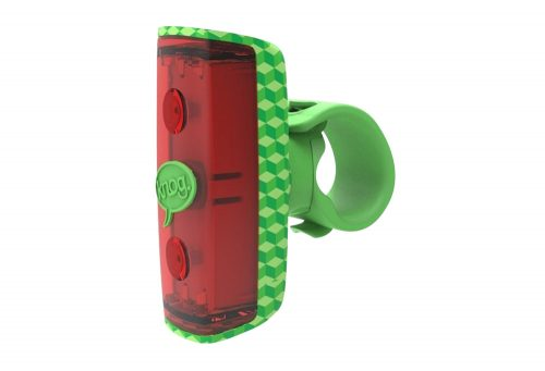 Knog Pop Rear Light - green, one size