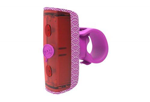 Knog Pop Rear Light - pink, one size