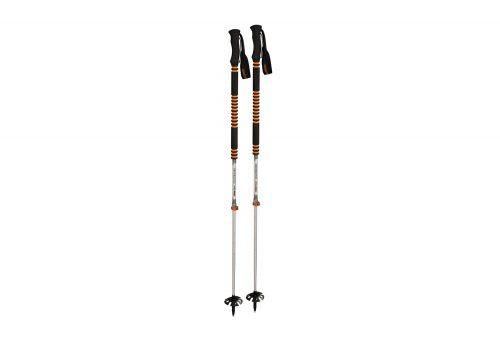 Komperdell Contour Titanal II Trekking Poles - black, adjustable