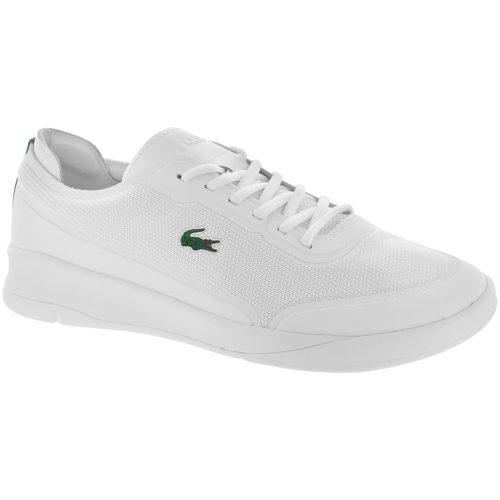 Lacoste LT Spirit Elite 117 4: LACOSTE Men's Tennis Shoes White