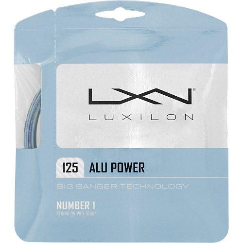 Luxilon Big Banger ALU Power 125: Luxilon Tennis String Packages