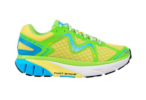 MBT GT Shoes - Women's - yellow/lime, 5