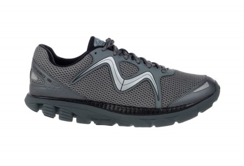 MBT Speed Lace Up Shoes - Men's - black/cool grey, 6.5