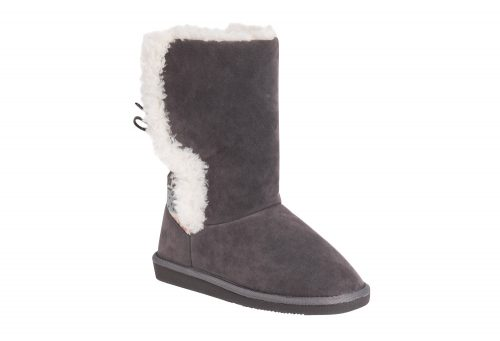 MUK LUKS Missy Boots - Women's - grey, 6