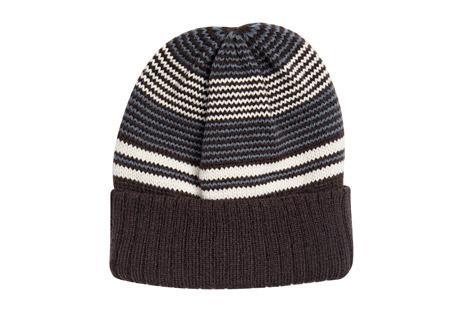 MUK LUKS Striped Cuff Cap
