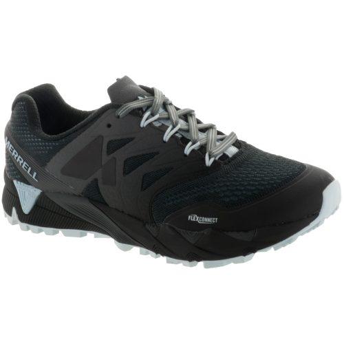 Merrell Agility Peak Flex 2 E-Mesh: Merrell Women's Running Shoes Black
