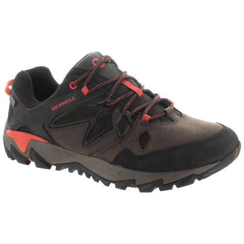 Merrell All Out Blaze 2 Waterproof: Merrell Men's Hiking Shoes Clay