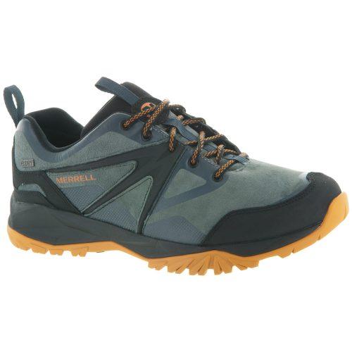 Merrell Capra Bolt Leather Waterproof: Merrell Men's Hiking Shoes Dark Slate