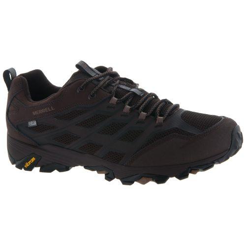 Merrell Moab FST Waterproof: Merrell Men's Hiking Shoes Brown