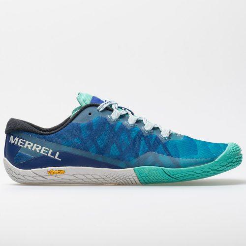 Merrell Vapor Glove 3: Merrell Women's Training Shoes Blue Sport