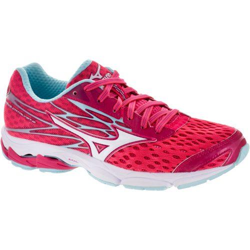 Mizuno Wave Catalyst 2: Mizuno Women's Running Shoes Paradise Pink/White/Clearwater