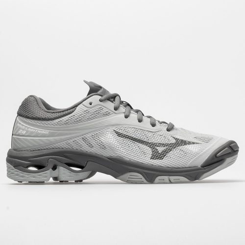 Mizuno Wave Lightning Z4: Mizuno Women's Indoor, Squash, Racquetball Shoes Grey