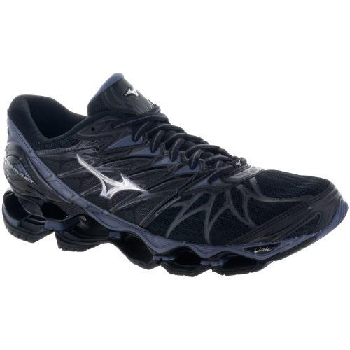 Mizuno Wave Prophecy 7: Mizuno Men's Running Shoes Black/Silver