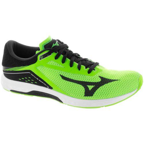 Mizuno Wave Sonic: Mizuno Men's Running Shoes Bright Green/White